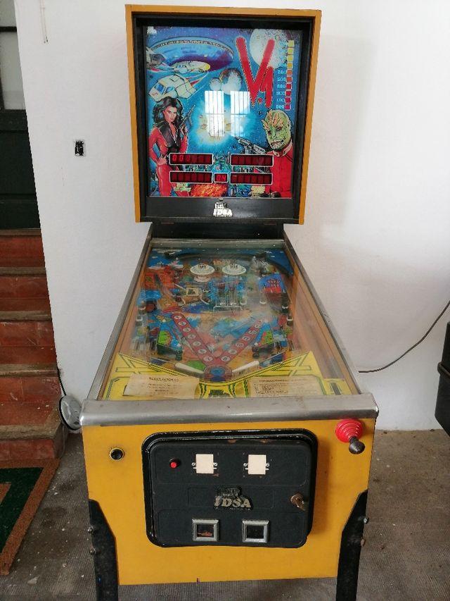 Pinball antiguo