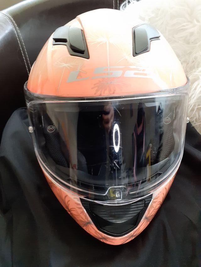 Casco Integral Moto LS2 Helmets talla M