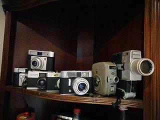 vendo colección cámaras escucho ofertas