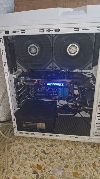 Pc gamer i7,Gtx 970 g1 OC y refrigeración líquida!