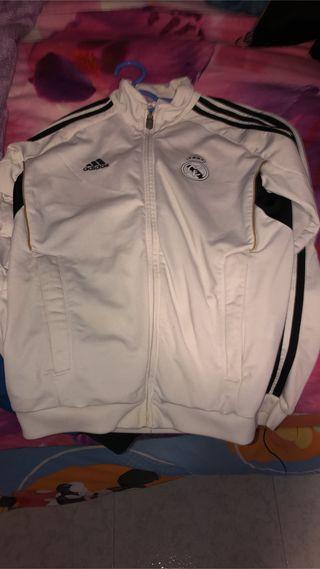 Sudadera Adidas Real Madrid original