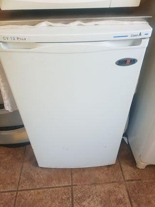 congelador de 4 cajones