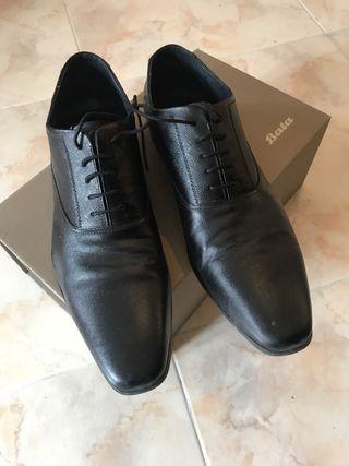 Zapato negro