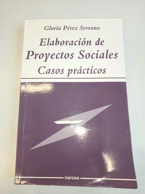 Elaboración De Proyectos Sociales Casos Prácticos De Segunda Mano Por 16 En Bilbao En Wallapop