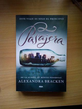 Pasajera libro- Alexandra Bracken