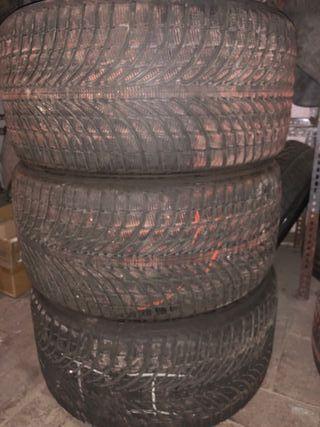 Set ruedas Invierno Porsche Cayenne