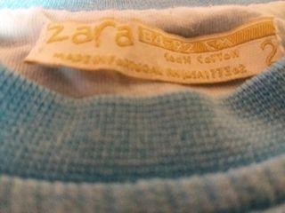 sudadera Zara 2 años 92 cm