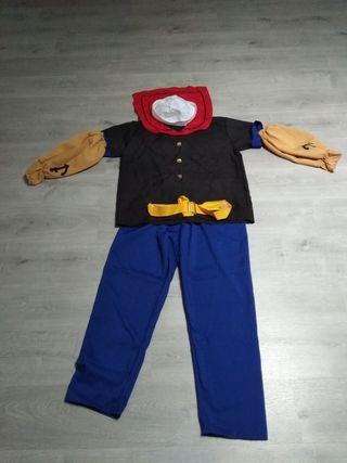 Disfraz Popeye adulto