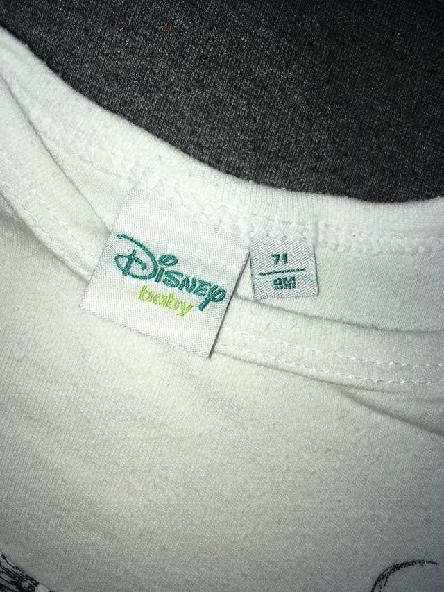 Pack de dos bodies Mickey Mouse