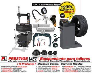 Lotes maquinaria equipamiento herramientas taller