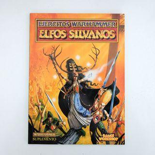 Elfos Silvanos. Ejércitos Warhammer.