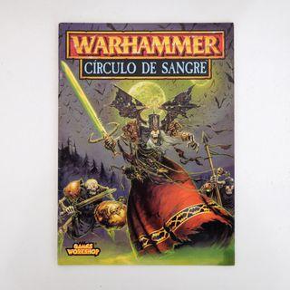 Warhammer. Círculo de Sangre