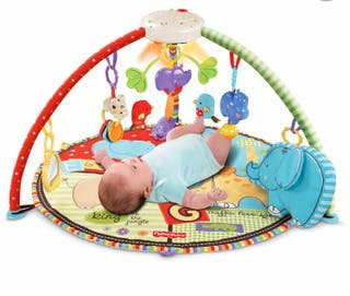 Manta de juegos Fisher Price