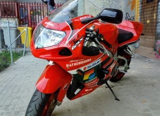 moto suzuki gsxr-750