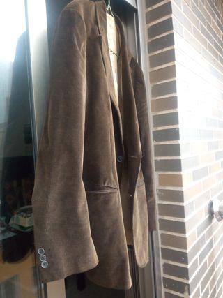 chaqueta pana Fuentecapala XL