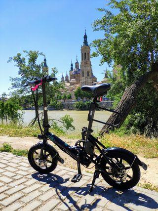 Fiido D3 bicicleta eléctrica adultos 250W