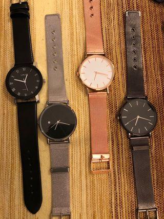 Relojes pulsera nuevos!!!
