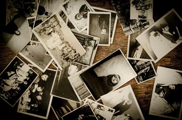 Photo Restoration, Old Photograph Repair