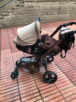 Carro bebé Jane Raider Matrix 2