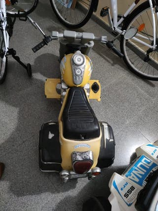 moto niño