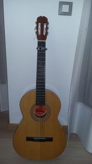 guitarra española ronda ritmo