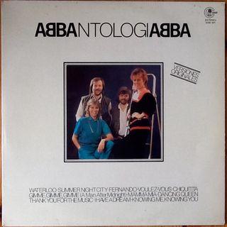 "ABBA ""ANTOLOGIA"" LP"