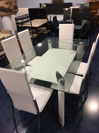 Mesa Comedor Hexagonal