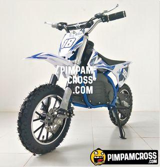Mini Moto Cross Eléctrica MR racing 1000w