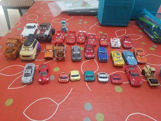 """Coches de """"Cars"""""""