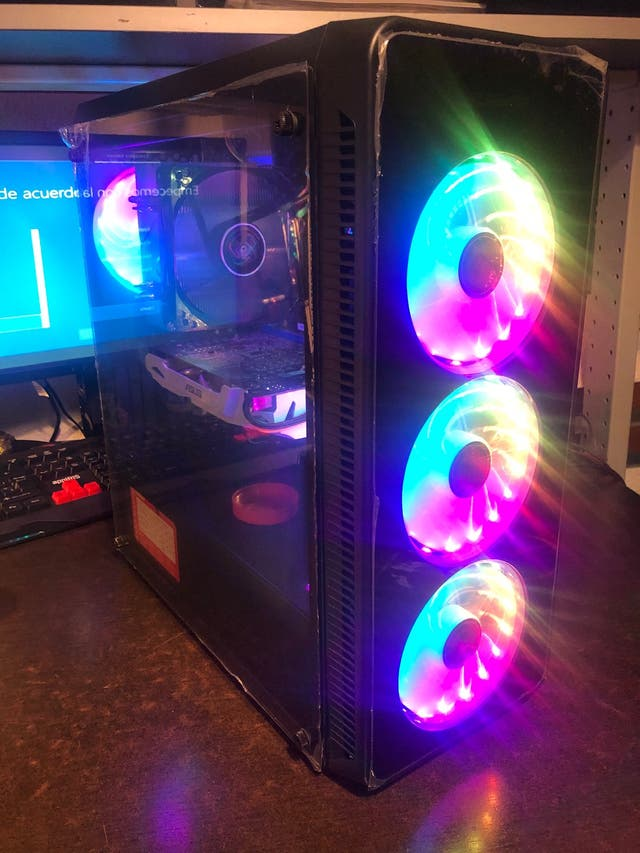 Ordenador Gaming i7 4790 / GTX 1060 / 16GB