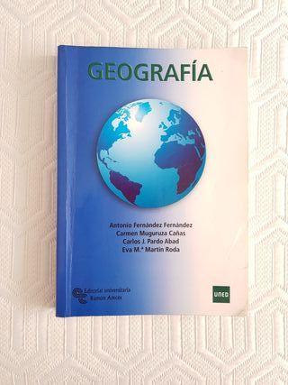 Libro de Geografía UNED