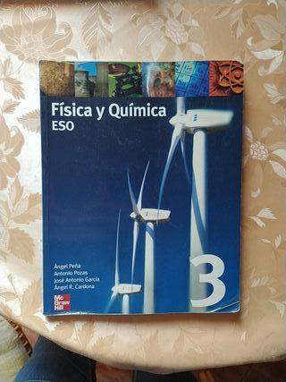 Libro Física y Química. 3° ESO