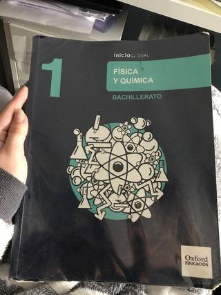 Libro física y química bachillerato