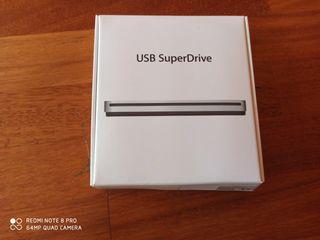 usb super drive para MAC