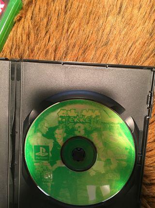 Tekken 3 psone