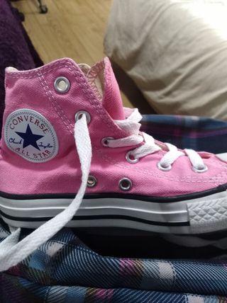 zapatillas Converse niña