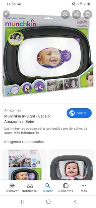 retrovisor bebe