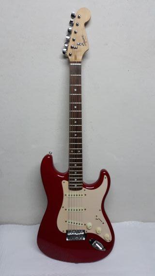 Guitarra electrica Fender-Squier