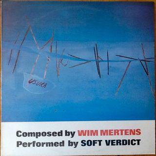"WIM MERTENS & SOFT VERDICT ""WITH USURA"" LP"
