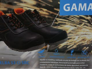 Zapato seguridad Elba