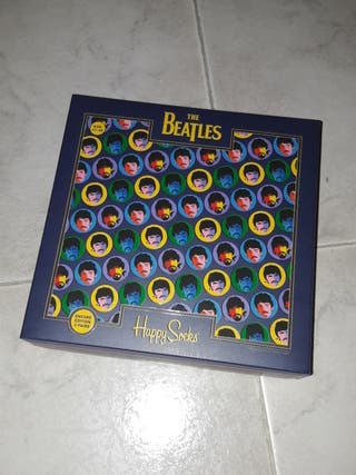 Calcetines Los Beatles marca Happy Socks