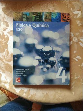 Libro Física y Química. 4° ESO.