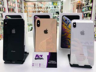 iPhone XS MAX 256GB LIBRE SEMI NUEVO