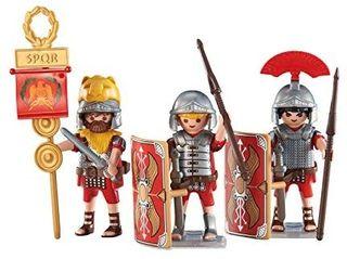 3 soldados romanos. playmobil