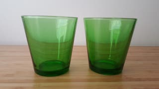 Lote 2 Vasos Vintage Duralex