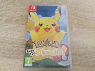Videojuego Pokémon