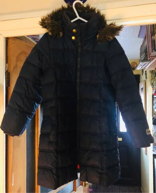 Marks & Spencer 6-7 Years Faux Fur Winter Coat