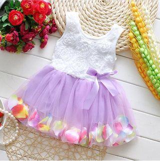 vestido bebé niña nuevo 12 meses