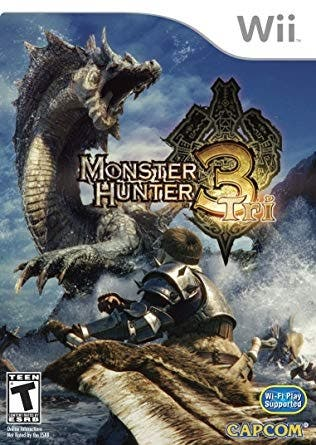 Monster Hunter Tri Juego Wii