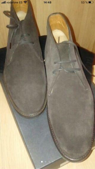 Zapatos botín